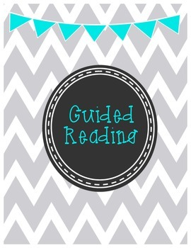 Guided Reading Covers