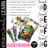 Guided Reading D-G Volume 2 Bundle | Distance Learning