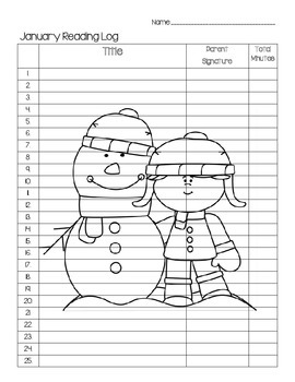 Daily 5 Reading Logs Record Sheet for Guided Reading