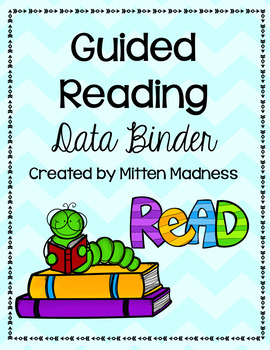 Guided Reading Data Binder