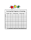 Guided Reading Data Chart!