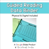 Guided Reading Data Collection Template