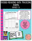 Guided Reading Data Notebook
