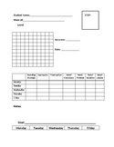 Guided Reading Data Tracker
