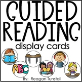 Guided Reading Display Cards