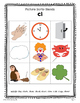 Guided Reading Early Word Work: Picture Sort Cards for Dig