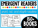 Guided Reading Easy Readers BUNDLED {print, cut, staple}