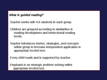 Guided reading. Ppt download.