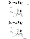 Level B Guided Reading Emergent Reader In the Sky Sci Inte