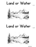 Land and Water Animals Level B Guided Reading (Maps) SS Integration