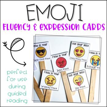 Guided Reading Emoji Set