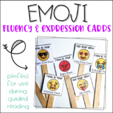 Guided Reading Emoji Set