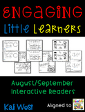 Guided Reading - Engaging Little Learners August/September