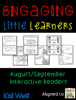 Guided Reading - Engaging Little Learners August/September 2016-17