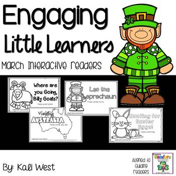 Guided Reading - Engaging Little Learners March