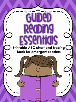 Guided Reading Essentials: Printable Alphabet Chart and ...