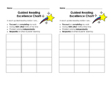 Guided Reading Excellence Sticker Chart