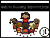 Guided Reading Expectations Posters