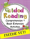 Guided Reading FREEBIE SET!