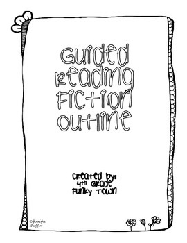 Guided Reading Fiction Book Format