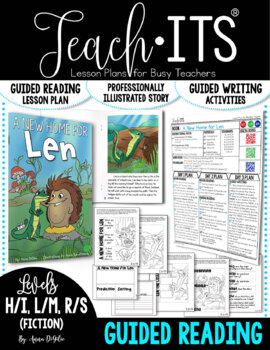 Guided Reading - Fiction Vol. 1