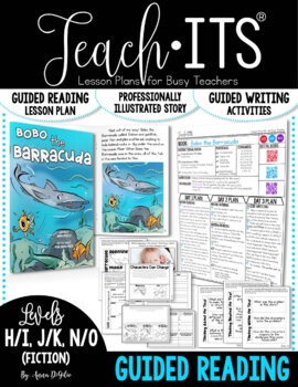 Guided Reading - Fiction Vol. 4