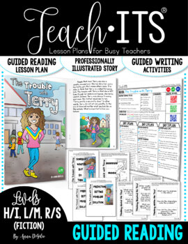 Guided Reading - Fiction Vol. 5
