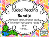 Guided Reading Flashcards