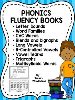 Guided Reading Fluency Booklets (Bundle)