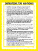 Guided Reading Folders- Spanish- Editable