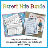 Guided Reading For Parents Bundle
