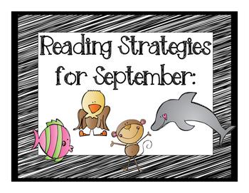 Guided Reading For September