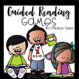 Guided Reading Games (Freebie)