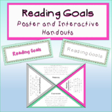 Guided Reading Goals Poster and Interactive Handouts
