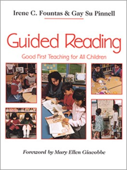 Guided Reading-Good Teaching for All Children