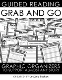 Guided Reading Grab & GO (Graphic Organizers for Reader Re