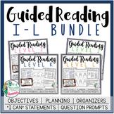 Guided Reading Bundle: Levels I-L