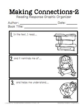 Guided Reading Graphic Organizers - FREE