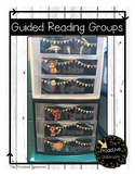 Guided Reading Group Animal Labels