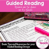 Guided Reading Resources for K-2
