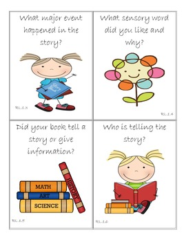 Guided Reading Group Responses for Journals or Book Discussion