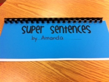 Guided Reading Group Sentences