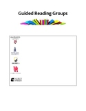 Guided Reading Group Template