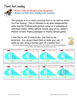Guided Reading Group Tool Kit