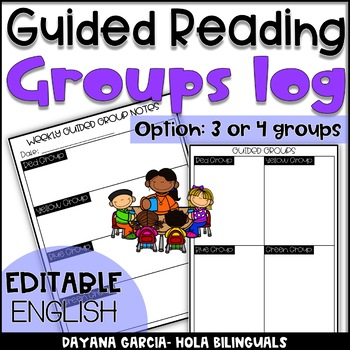 Guided Reading Groups- LOG