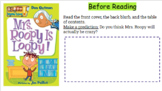 Guided Reading Groups My Weird School 3: Mrs. Roopy is Loopy