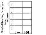 Guided Reading Groups Template 2020-2021