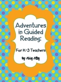 Guided Reading Guide and Resource Packet