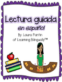 Guided Reading Guide in Spanish