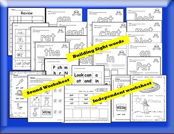 Word Family, Word Family Strategies, Word Family at, Word Family Lessons